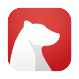 App icon for bear