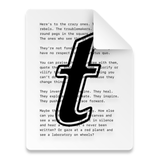 TextBundle file icon