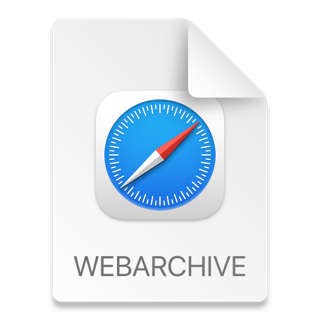 WebArchive file icon